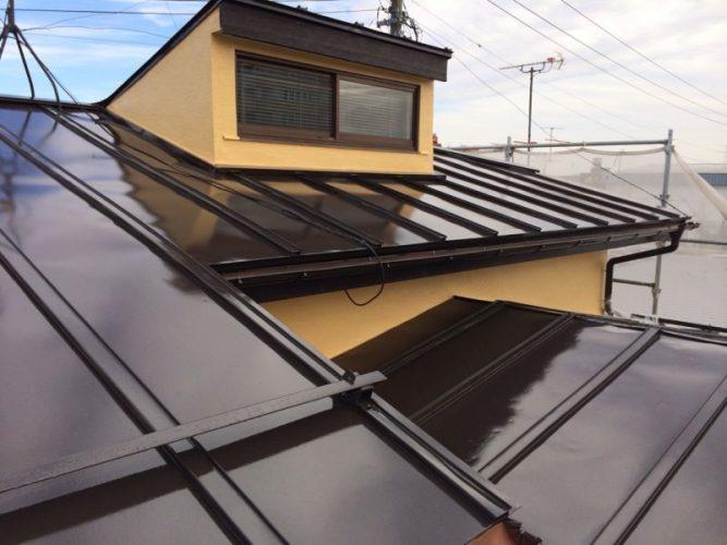 012T様邸屋根塗装リフォーム|福島県須賀川市の画像1