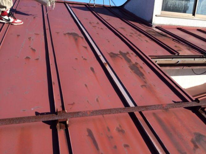 012T様邸屋根塗装リフォーム|福島県須賀川市の画像2