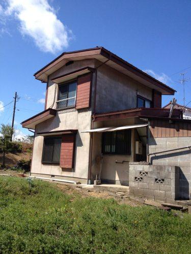 004S様邸外壁塗装工事|福島県須賀川市の画像2