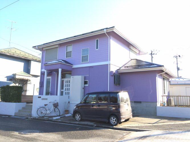 025S様邸外壁塗装リフォーム|福島県須賀川市の画像2
