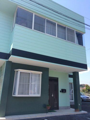 015H様邸外壁塗装工事|福島県白河市の画像2