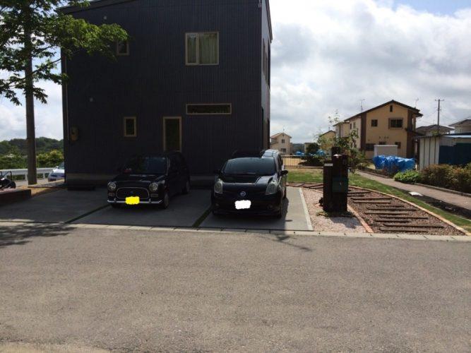 016K様邸外構工事|福島県西郷村の画像1