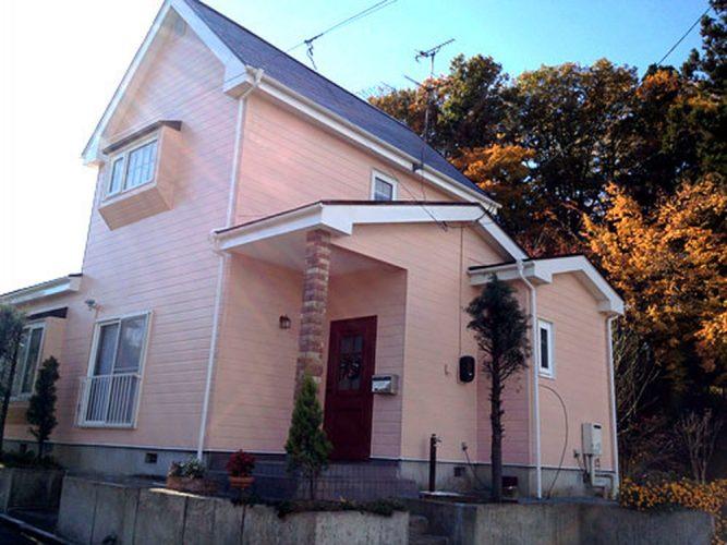 001S様邸屋根、外壁塗装リフォーム|福島県郡山市の画像1