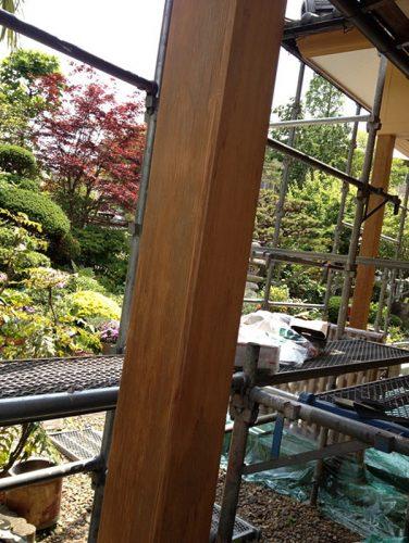 007K様邸外壁塗装リフォーム|福島県郡山市の画像2
