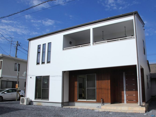 029S様邸新築内装・外装工事|福島県郡山市の画像1