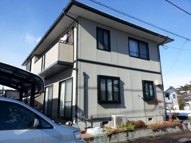 014T様邸外壁塗装リフォーム|福島県須賀川市の画像3