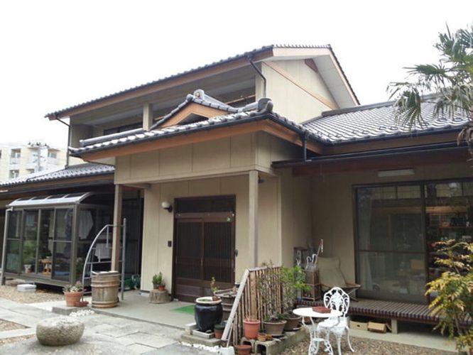 007K様邸外壁塗装リフォーム|福島県郡山市の画像3