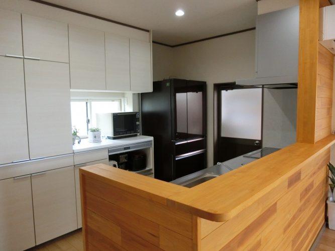 CASE052K様邸水まわり・内装工事 福島県棚倉町の画像1