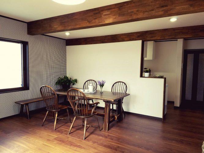 CASE054O様邸 二世帯フルリノベーション|福島県郡山市の画像1