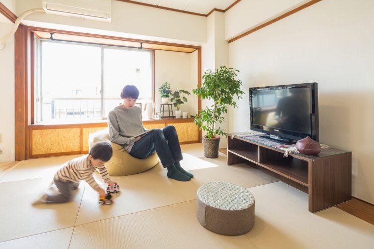CASE055 中古マンションリノベーション|福島県郡山市の画像2