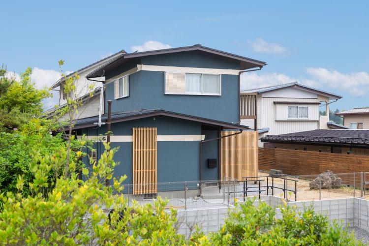 ほっこり癒しの海外カントリー風リノベーションの家の画像1