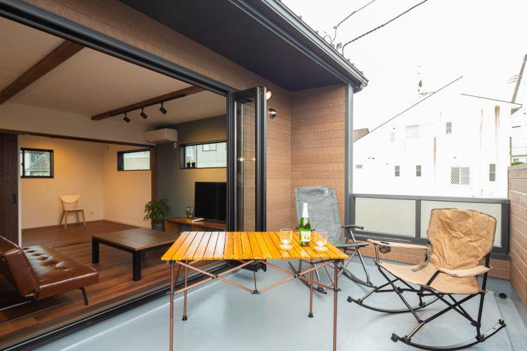 趣味も仕事も両方楽しむ土間ガレージと工房のある家の画像11