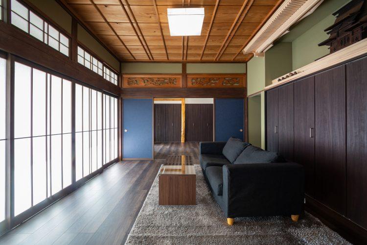 伝統と思い出を受け継ぐ和風モダンリノベーションの家の画像2