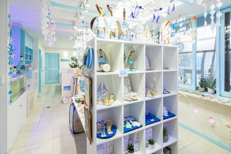 沖縄雑貨カフェ・ワンのシュノーケル様店舗リノベーションの画像8