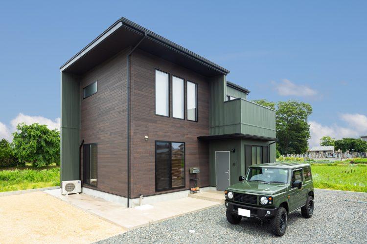 矢吹町H様邸 新築工事の画像1