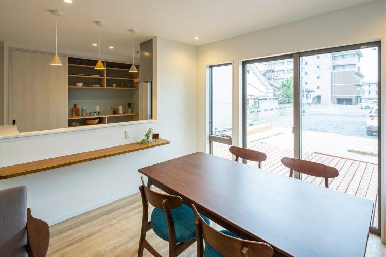家事楽導線でスマートにシンプルに暮らす家の画像2