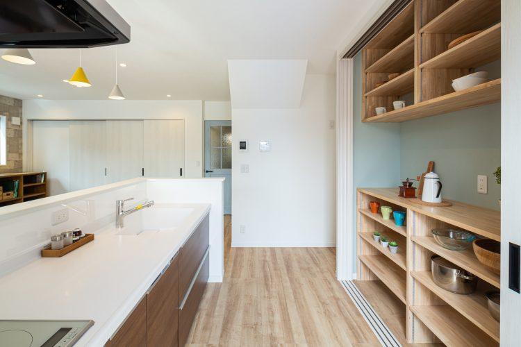 家事楽導線でスマートにシンプルに暮らす家の画像8