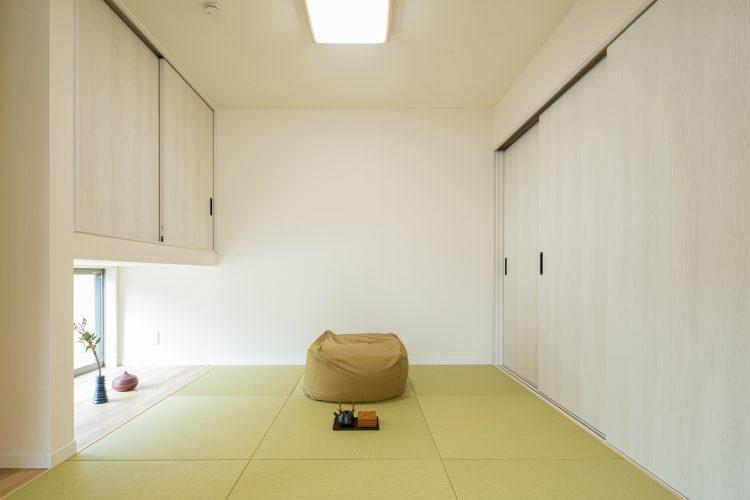 家事楽導線でスマートにシンプルに暮らす家の画像9