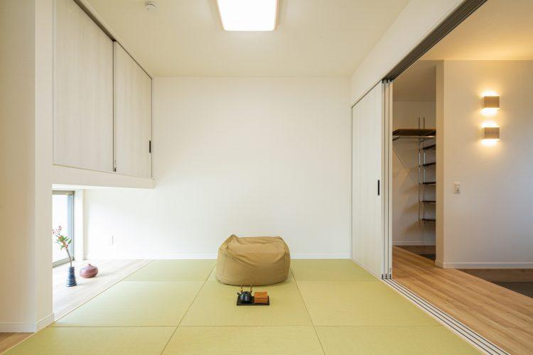 家事楽導線でスマートにシンプルに暮らす家の画像10