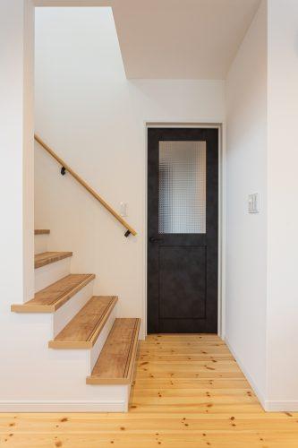 自然素材が温かい、癒しの家の画像7
