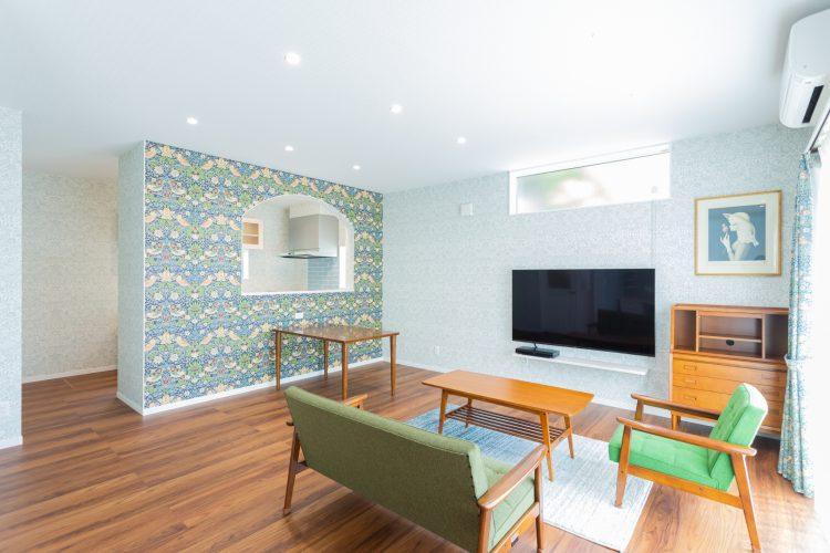 お気に入りに囲まれて暮らすリノベーションのお家の画像6