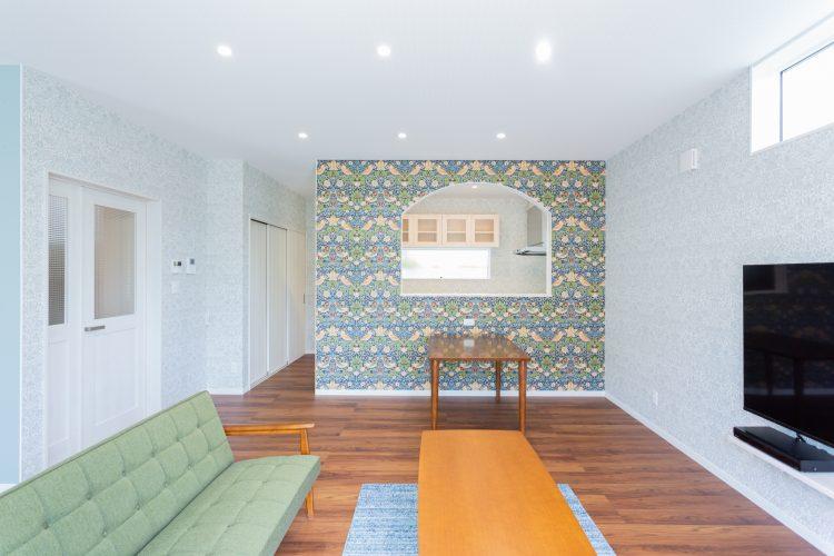 お気に入りに囲まれて暮らすリノベーションのお家の画像8