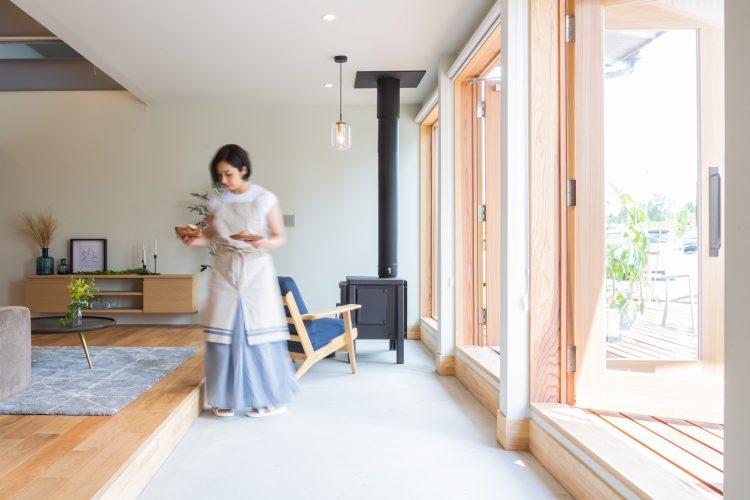 ゆとりある暮らしを叶えるリノベーションの家の画像22